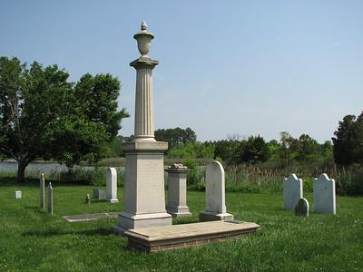 Tench Tilghman Grave