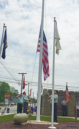 2016 Croton Honor Roll Memorial Day service