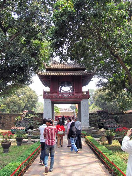 63-Temple of Literature