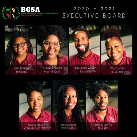 BGSA Headshots 2021