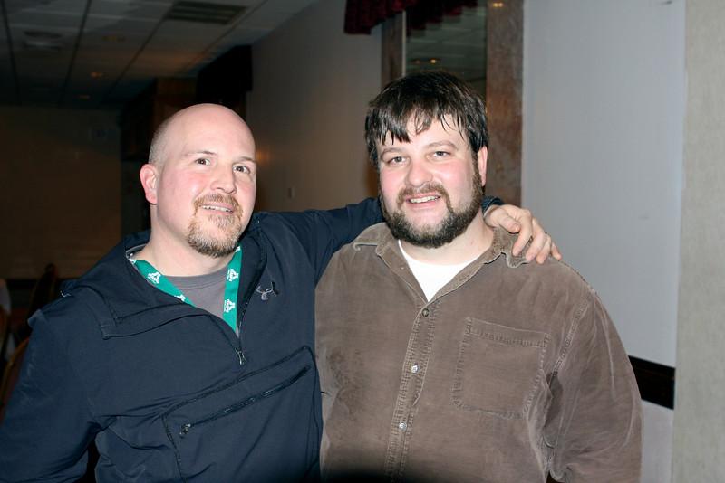 Duane Newhart & Marty Murphy