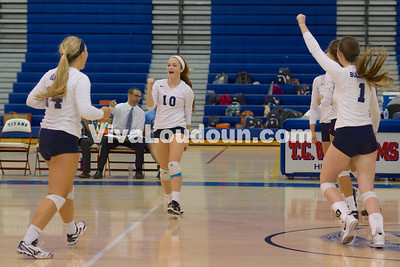Volleyball: Stone Bridge at T.C. Williams (by Jeff Scudder)