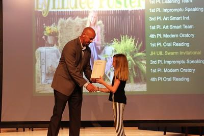 Jr & High School Awards
