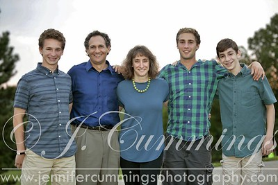 Franklin Family Portraits
