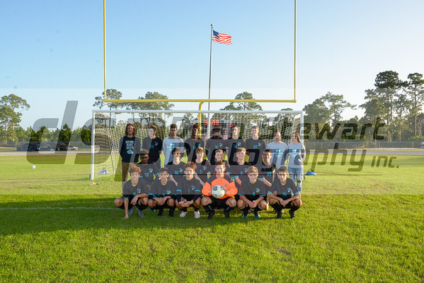 Bayside Boys Soccer JV & V 01.13.20