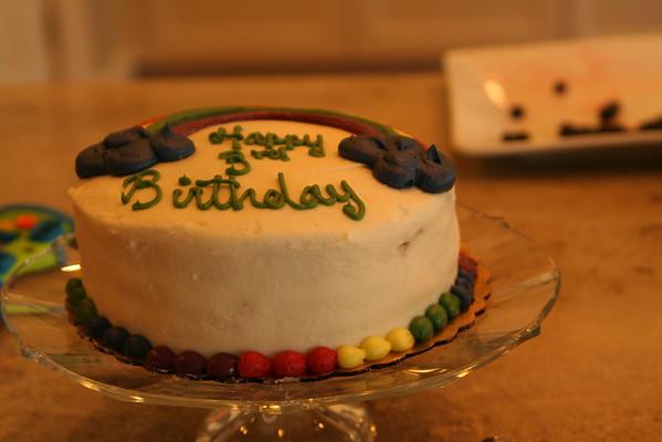 Kate & Harrison's Third Birthday