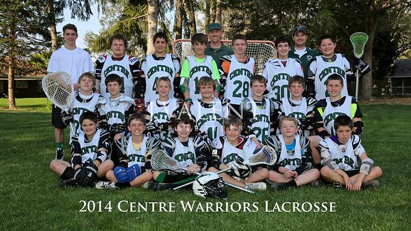2014 Boys U-13 - White Team, Grades 5-6