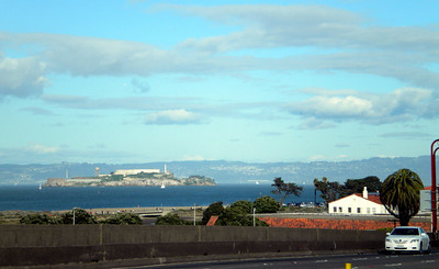 2010-02-07 Come Drive With Us (Going Home from Sausalito)