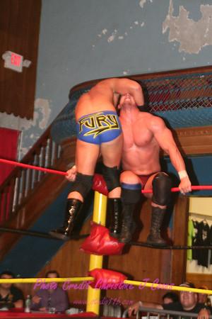 TRP 080627 08 Mike Bennett vs Brian Fury