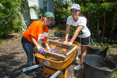 HOPE Day of Service - August 14, 2014