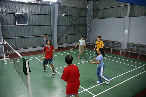 SVIT Badminton