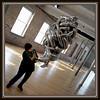 2018-02-02 Mass MOCA Caper V(110) Kathy Hanging Sculpture