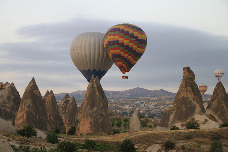 30. Cappadocia  Cappadocia Galleries http://www.rishisankar.com/Travel/Turkey/Ballooning-over-Cappadocia/  Hillman Wonders Page http://www.hillmanwonders.com/cappadocia/cappadocia.htm