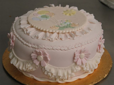 Ruffle-Vicent Marketry Cake