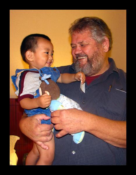 Jimmy and Jim in Xinjiang - 2012.jpg