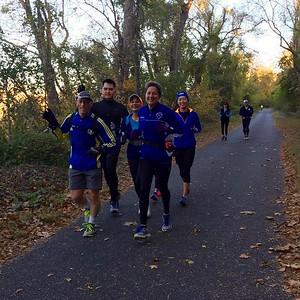 Last Long Run November 12