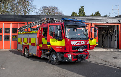 Red Watch - Tadcaster Fire Brigade