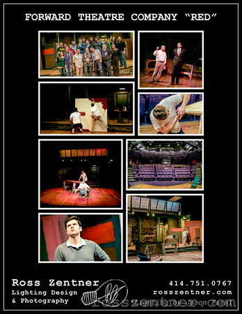 """Forward Theater Company """"RED"""""""
