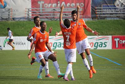 Cibao FC vs Bauger FC