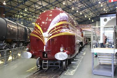 National Railway Musuem