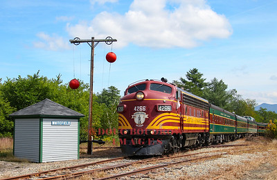 Conway Scenic Railroad Railfan's Weekend 2018