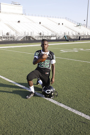 Connally Freshmen Football 2012