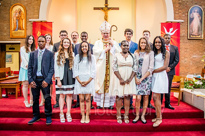 OLOFC - Confirmation Mass 2016