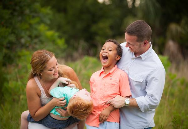 Farling Family 2015