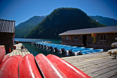 Ross Lake National Park
