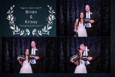 Brian and Krissy Wedding