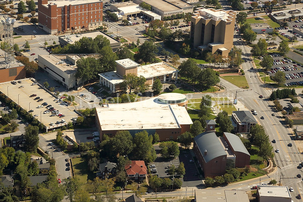 Downtown Greenville Aerials - Oct 2015