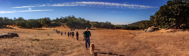 Hike - Robert's Ranch - Nov 1, 2017