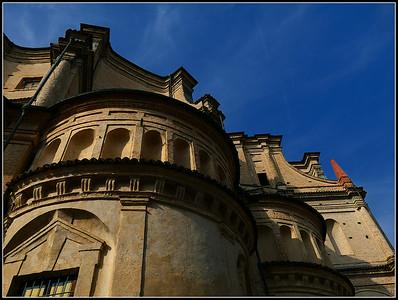 Parma: Chiesa SS.Annunziata