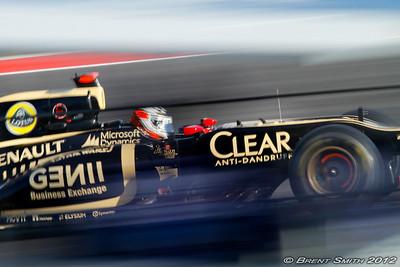 Circuit of the Americas November 17, 2012
