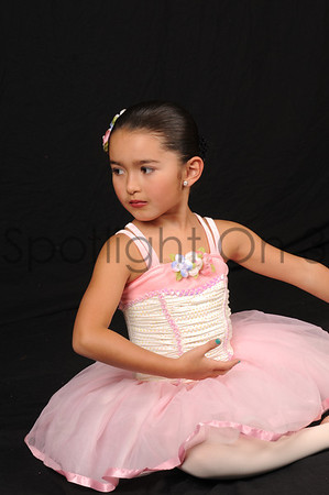 Tuesday at SBPS - Ballet I, Ms. Sioned