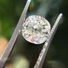 2.13ct Antique Cushion Cut Diamond GIA K SI1 15