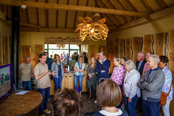 Surrey Vineyards launch
