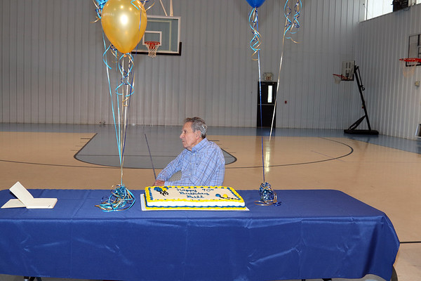 Bill Humble 90th