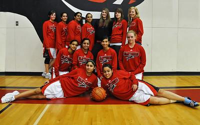 2009 - Sr. Girls Basketball