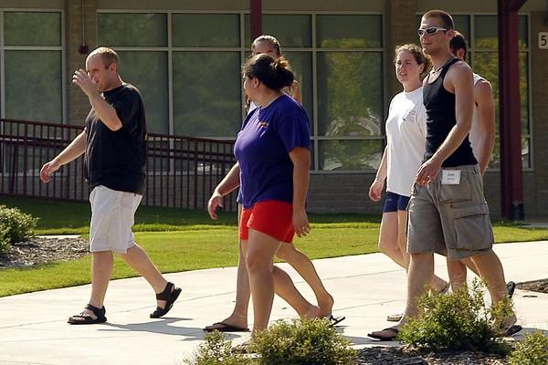 2005-08-02: Band Camp Day 2 (Blindfold Walk)