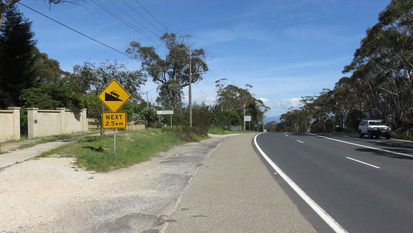 1st March, 2020 - Day 3: Katoomba to Lithgow