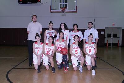 Girls Basketball 12/19/18