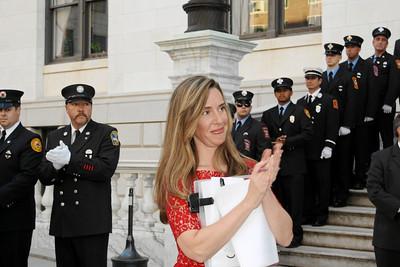 Mass Fallen Firefighters Memorial Ceremonies Sept. 11,2012