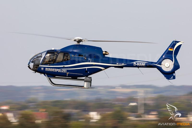 Germany - Bundespolizei | Eurocopter EC 120B Colibri | D-HARE