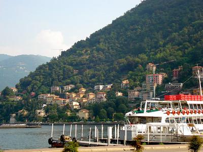 Lugano - the journeys, Jul 2010