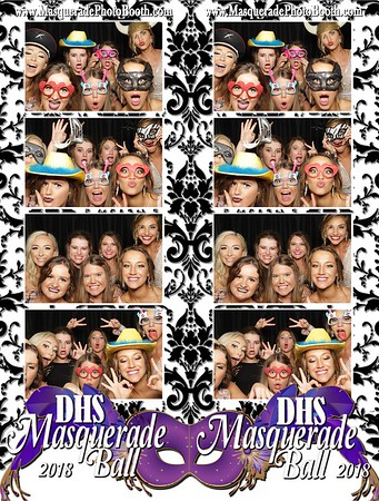 2018 DHS Prom (Large Booth)