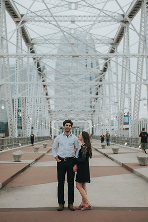 Lesley + Fadi Engagement