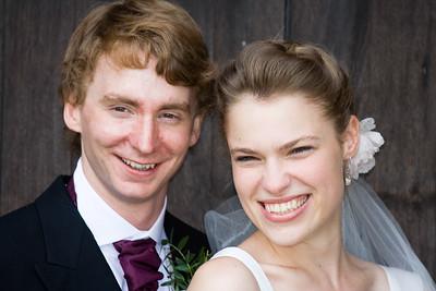 Zoe and David's Wedding