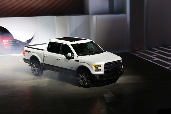 F-150 For Yonni