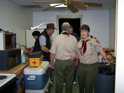 2007 Brownsea Training